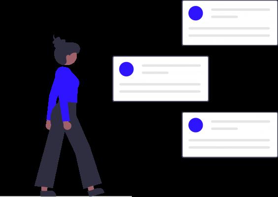 comunicació amb els clients