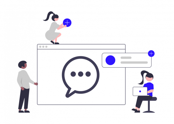 Grupo chat