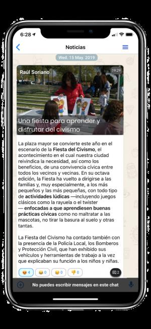 Noticias del municipio
